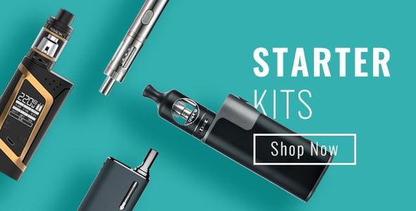 Starter Kits - Shop Now at The Vape Store