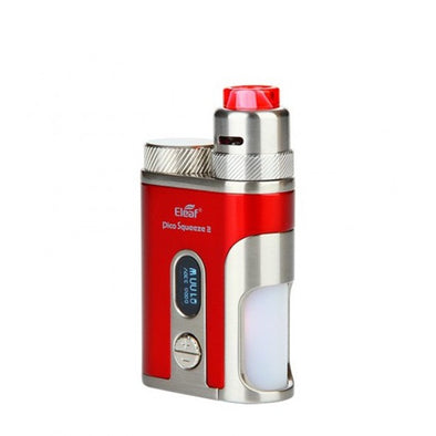 Eleaf iStick Pico Squeeze 2 Squonk Kit w/ Coral 2 RDA