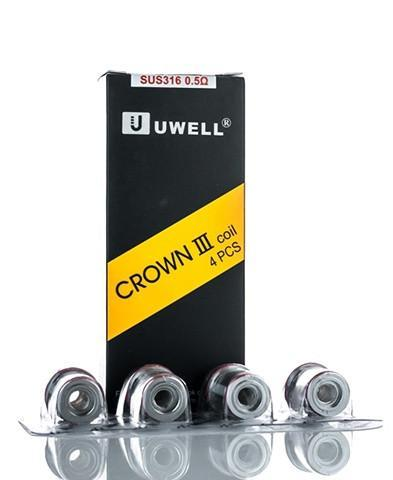 Uwell Crown 3 Coils (4 Pack) (10305767821)