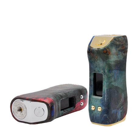 Asvape Gabriel 80W Stabilised Wood Mod