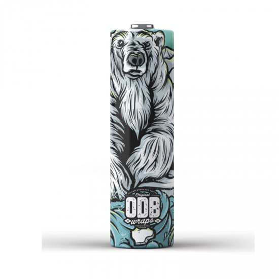 ODB Battery Wrap (20700/21700) - Polar