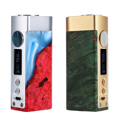 Woody Vapes S3 80W Stabilised Wood Mod