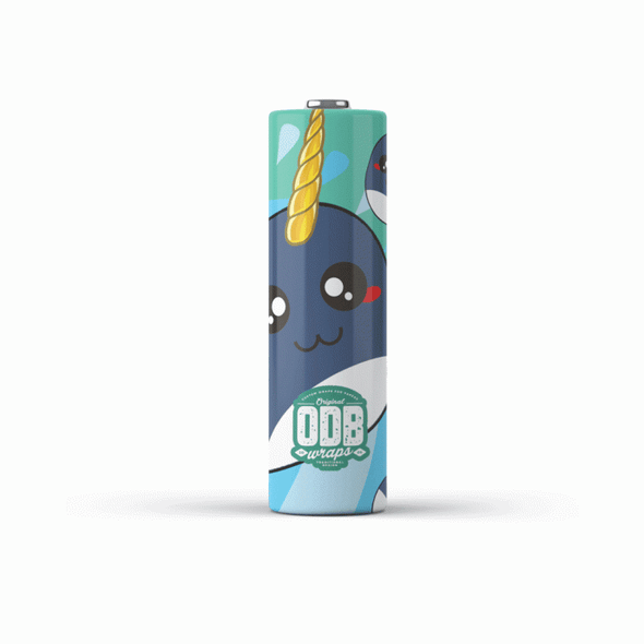 ODB Battery Wrap - Narwhol