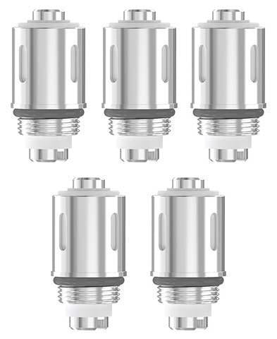 iStick Basic / Eleaf GS Air 2 Replacement Coils (5 Pack) (3869343489)