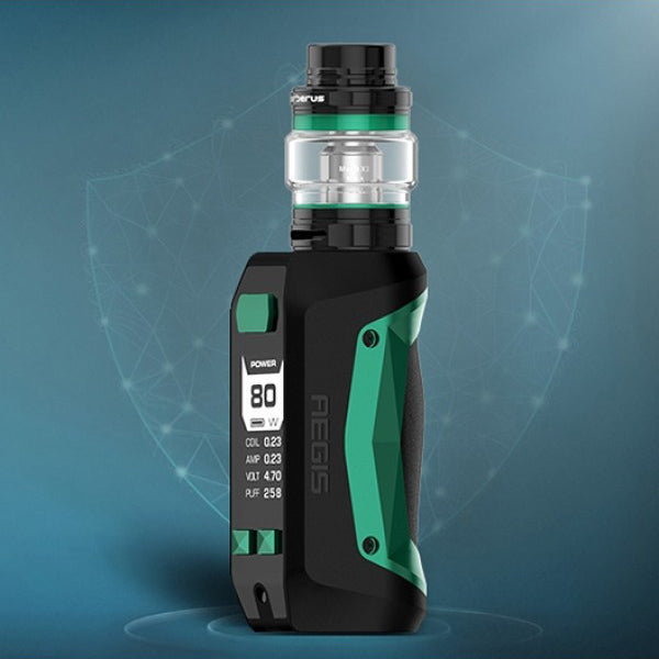 Geekvape Aegis Mini 80w Kit W Cerberus Tank The Vape Store