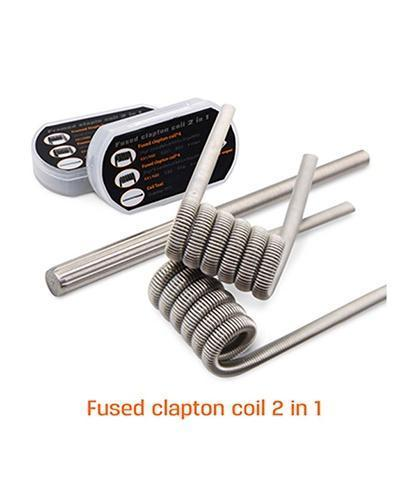 Geekvape Fused Clapton Coil (8pc)