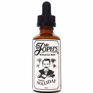 Choc Holiday E-Liquid by Mr Joph's Miracle Mist
