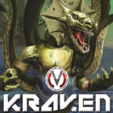 Vape Monster - Kraken - Monster Milk (139124932634)