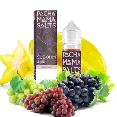 Pachamama Salts - Starfruit Grape