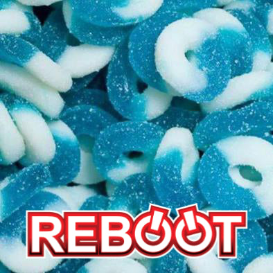 Blue Raspberry Candy - Reboot