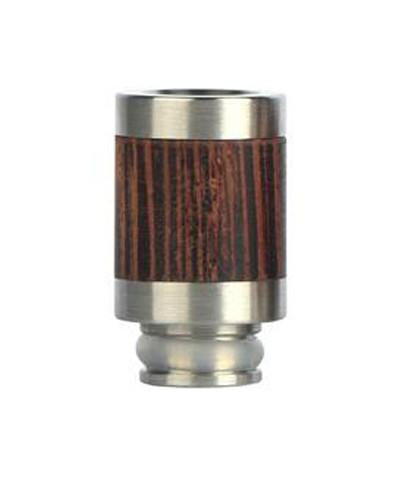 Wood & Stainless Steel Drip Tip