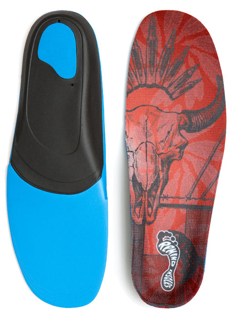 CUSH - Mark Carter Crest Insoles