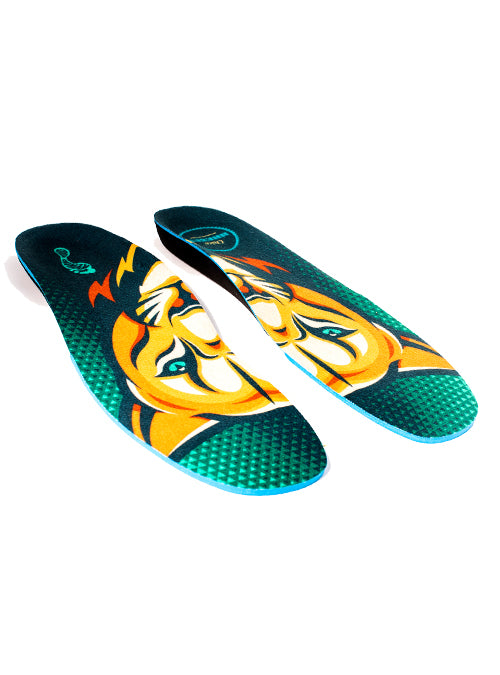 CUSH - Chico Brenes - Cougar Insoles