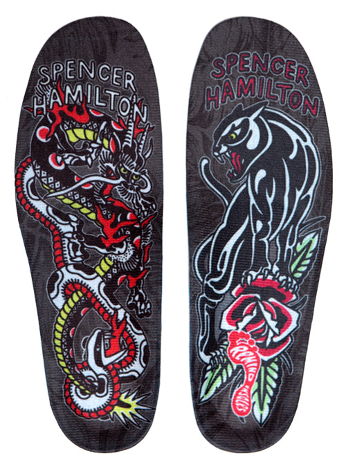 CUSH - Spencer Hamilton 2019 Insoles