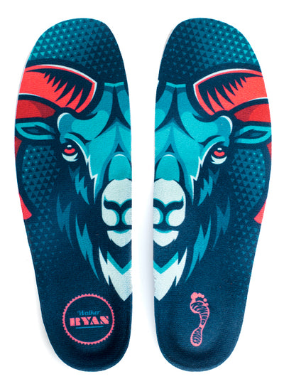 CUSH - Walker Ryan - Ram Insoles