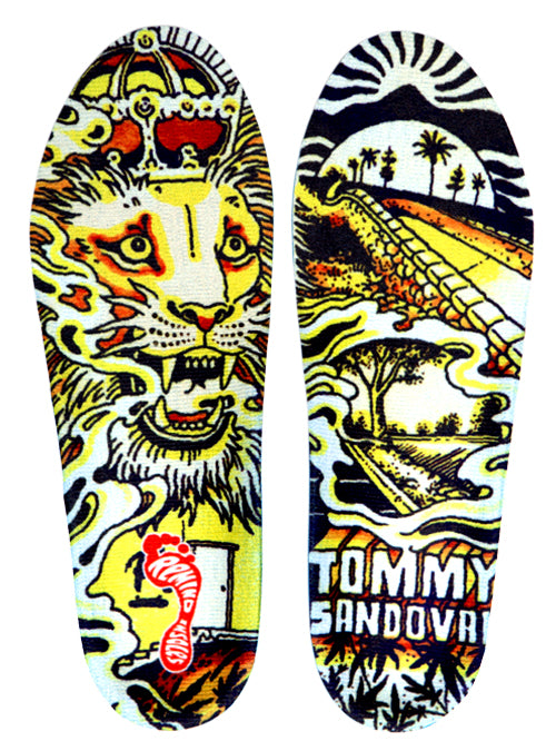 DESTIN - Tommy Sandoval 2019 Insoles