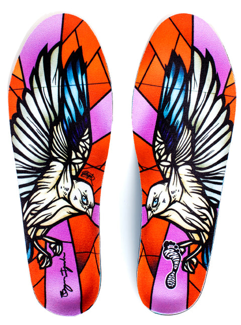 MEDIC - Bryan Iguchi - Sparrows Insoles