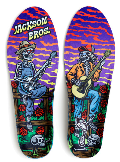 MEDIC - Jackson Brothers - Dead Head Insoles