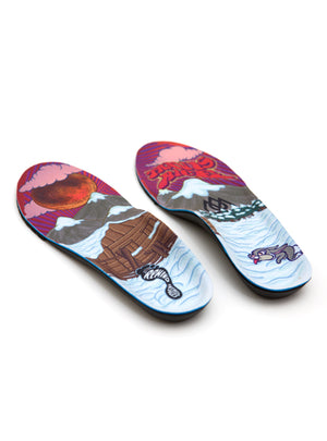 MEDIC - Travis Rice 2019 Insoles