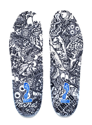 DESTIN - Jimbo Phillips Insoles