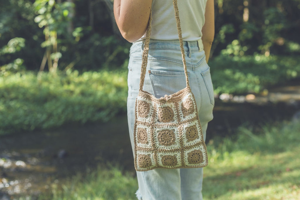 The Wanderer - Crochet Bag | SOLD OUT