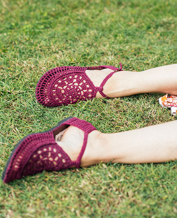 Mary Jane Mulberry | size 5