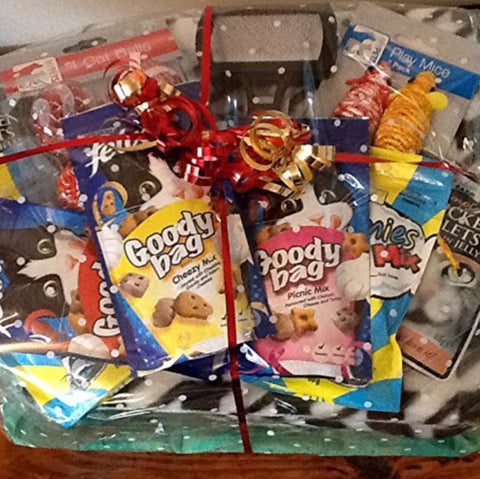 Special Gift pack for our shelter cats - Virtual Gift