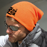 HAT - SLOUCH - BLACK OR ORANGE - UNISEX