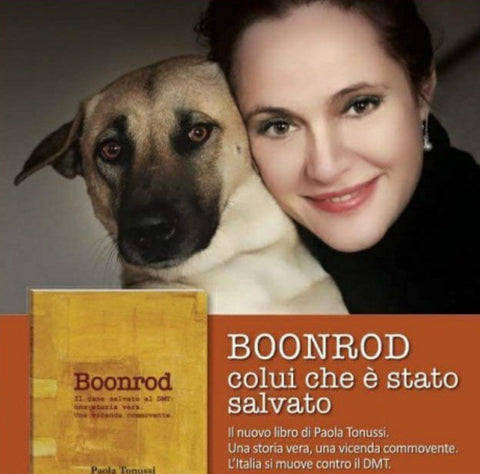 BOOK - Boon Rod by Paola Tonussi
