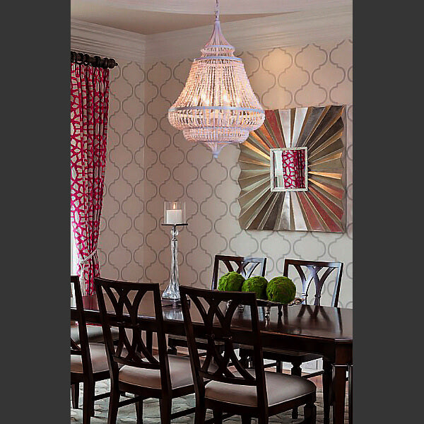A Centerpiece Wall Mirror Will Create The Energy And Set The Mood For Your  Dining Experience.
