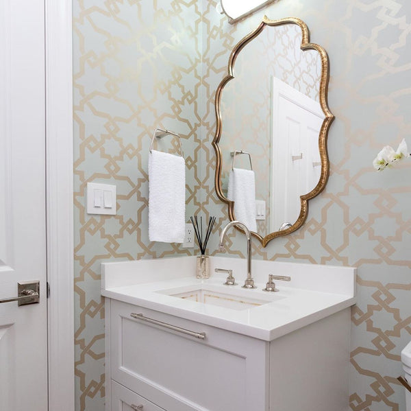 Featured Uttermost Zina Wall Mirror Shine Mirrors Australia
