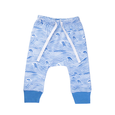 CHARLI - Sapling - Japanese Waves Pants - 1