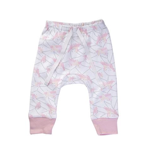 CHARLI - Sapling - Galaxy Bear Pink Pants