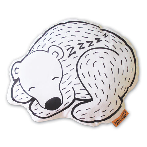 CHARLI - Homely Creatures - Sleeping Bear Cushion - 1