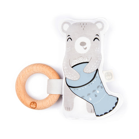 *New* Billie Kiplet Rattle