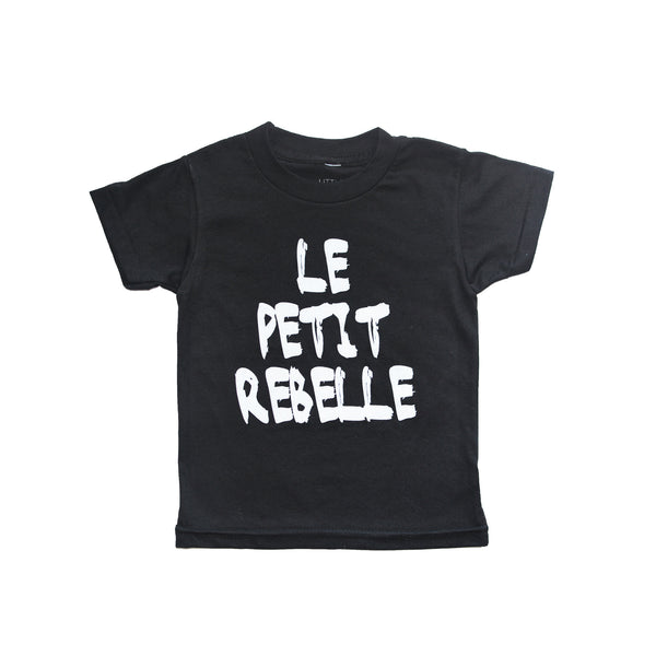 CHARLI - Little Urban Apparel - Le Petite Rebelle Tee