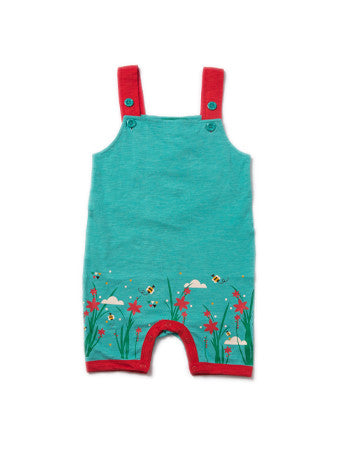 Cornish Copper Story Time Dungaree