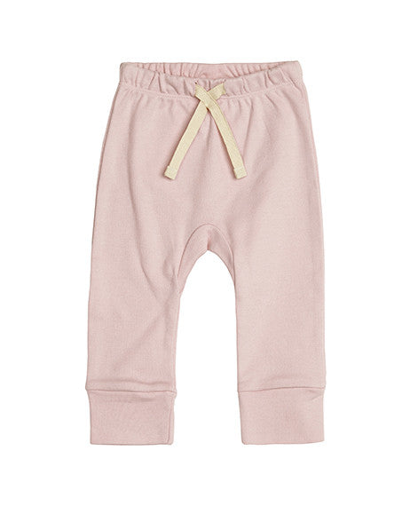 CHARLI - Sapling - Dusty Pink Heart Pants - 2