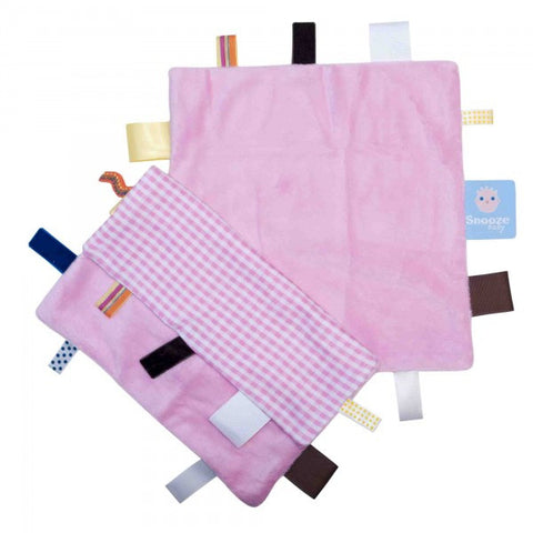 CHARLI - Snoozebaby - Sweet Dreaming Cuddle Cloth - Deluxe - 1