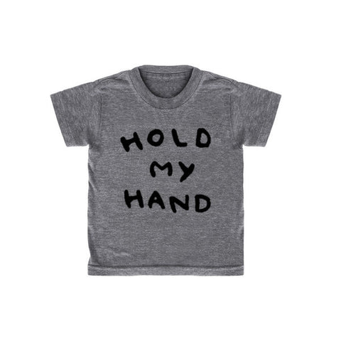 "CHARLI - Kid+Kind - ""Hold My Hand"" Tee"