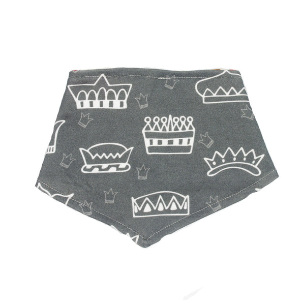 CHARLI - Ollie Jones Clothing - King of the Castle/Gentleman Bandana Bib - 2
