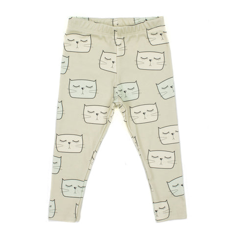 CHARLI - Ollie Jones Clothing - Cat Nap Leggings