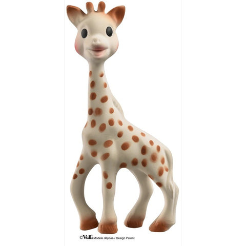 CHARLI - Sophie la Girafe - Sophie The Giraffe in Gift Box - 1
