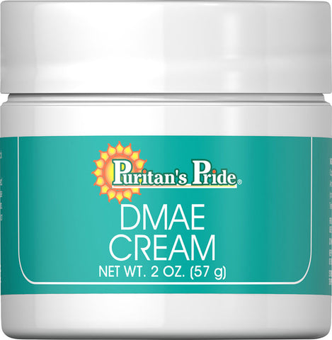 Puritan's Pride DMAE Cream 2 oz Cream / Item #011805 - Puritan's Pride Singapore