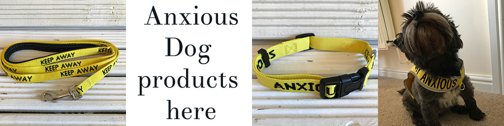 Yellow anxious dog products - Cairn Terrier Collectibles