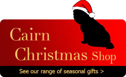 Cairn Terrier Collectibles Christmas Shop