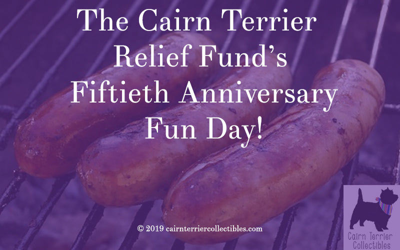 The Cairn Terrier Relief Fund's Fiftieth Anniversary Fun Day!