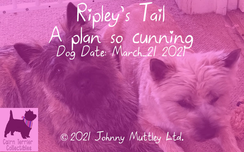 Ripley's Tail March 2021 - A plan so cunning