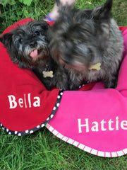 Hattie says No.  Cairn Terrier Collectibles