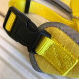 Anxious yellow anxious dog harness (medium) - Cairn Terrier Collectibles